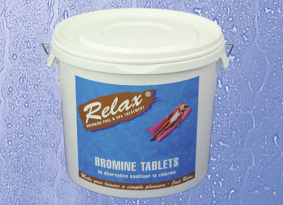 Bromine Tablets 5kg Swimming Pools Amp Hot Tubs In