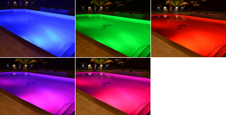 Pool And Spa Lighting Swimming Pools Hot Tubs In Blackpool Lancashire