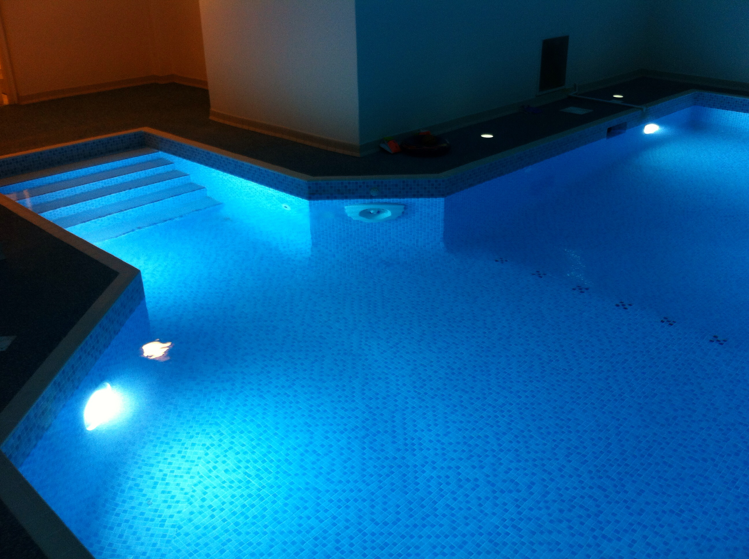 led spectravision lights swimming pools hot tubs in